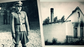 Velitel SS Walter Hauck se 6. května obyvatelům Leskovic krutě pomstil za povstání.