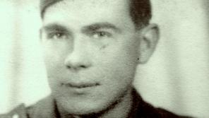 Josef Jančar v uniformě. Foto: Paměť národa