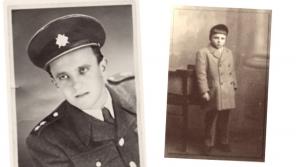 Otec Josef Hasil a syn Josef Vávra. Zdroj: Wikipedie a Paměť národa