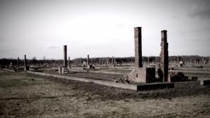 Zbytky tzv. rodinného tábora v Osvětimi. Foto: . Foto: Creative Commons CC-BY-SA-4.0S
