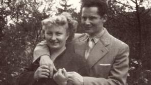 Manželé Čapkovi spolu prožili 61 let. Foto: Paměť národa