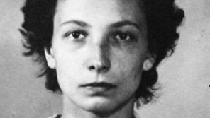 Miluška Havlůjová na fotografii z vězení v roce 1953. Zdroj: Paměť národa