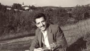 Abdul Rahman Ghassemlou v Československu. Foto: Paměť národa/archív Miny Norlin