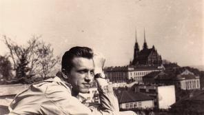 Jan Pavlík v Brně.
