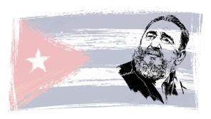 Fidel Castro vládl Kubě od roku 1959 do roku 2008, tedy téměř půl století. Foto: Eva Kubátová