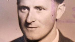 Alois Čoček. Foto Paměť národa