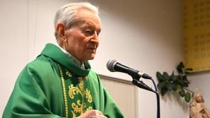 František Pevný v den svých devadesátin v roce 2011. Foto: Paměť národa