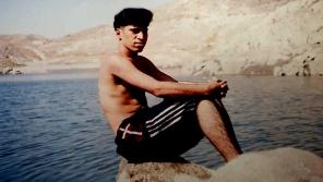 Javad Rezai, 2005. Zdroj: archiv pamětníka