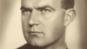 František Kohlíček jako mladý kněz. Foto: Paměť národa