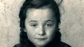 Rosemarie po válce v Německu. Zdroj: Archiv pamětnice