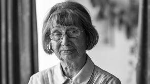 Přední pardubická chartistka a bojovnice za lidská práva Jarmila Stibicová v roce 2016. Foto: Lukáš Žentel