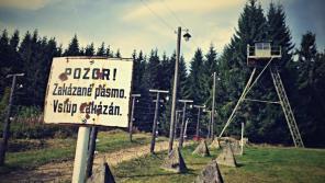 Železná opona oddělila Československo od Západu v roce 1951. Foto Tomáš Vodňanský