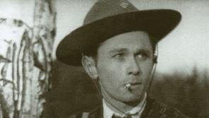 Ladislav Bartůněk ve skautském. Foto: Paměť národa