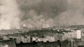 Bombardování Škodovky.