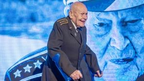 Josef Haisler při slavnostním udělení Pocty hejtmana Libereckého kraje v roce 2019. Foto: ČTK