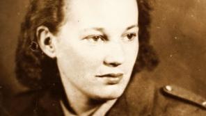Jarmila narukovala k čs. jednotce v Buzuluku v červnu 1942 jako osmnáctiletá. Foto: Ženy bojující.cz
