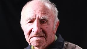 Jan Mainer při natáčení pro Paměť národa. Foto: Post Bellum