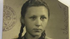 Venuše Štefková, tehdy Madejová. Zdroj: Paměť národa