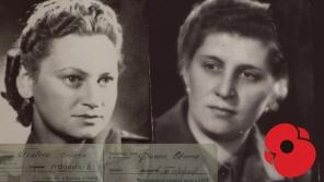 Božena Ivanová a Jiřina Tvrdíková se zapojily do bojů proti Hitlerovi.