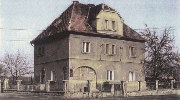 Budova jinonického akcízu Foto: Zdeněk Novotný/Wikipedie