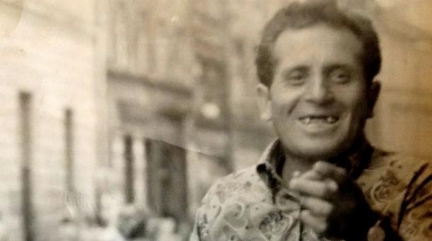 Rudolf Murka starší, otec pamětníka, asi konec 60. let, Brno. Zdroj: archiv pamětníka