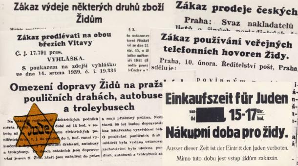 Jana Dubová o persekuci kvůli židovskému původu