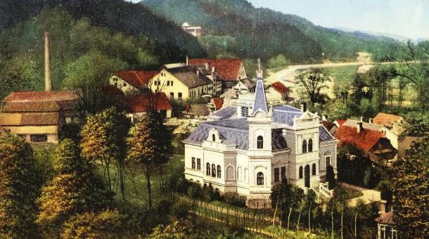 Rožnovský pivovar vařil pivo od roku 1712 až do znárodnění na konci roku 1948.