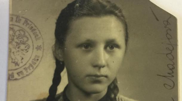 Venuše Štefková, tehdy Madejová.