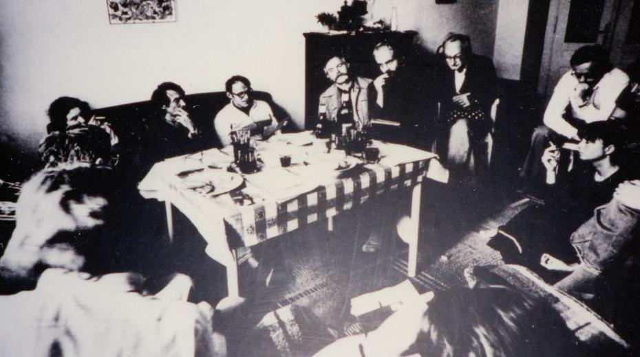 Kolektiv mluvčích Charty 77, 1980