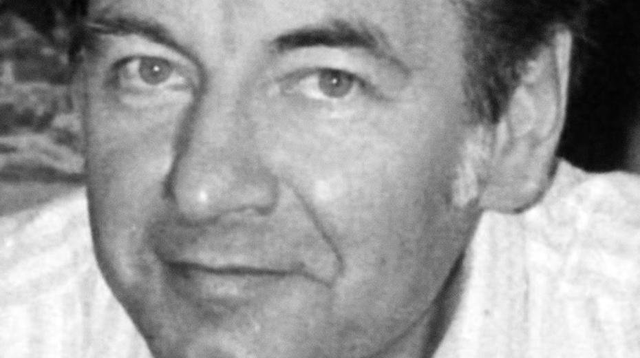 Jiří Březina v roce 1983 v emigraci. Foto Paměť národa
