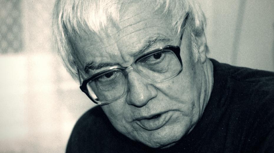 Profesor Ladislav Hejdánek.