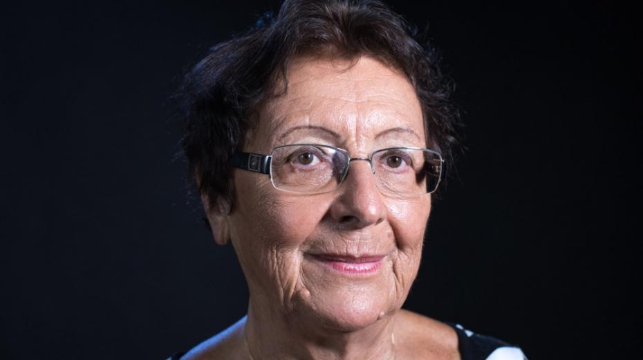 Helena Kosková v roce 2016.