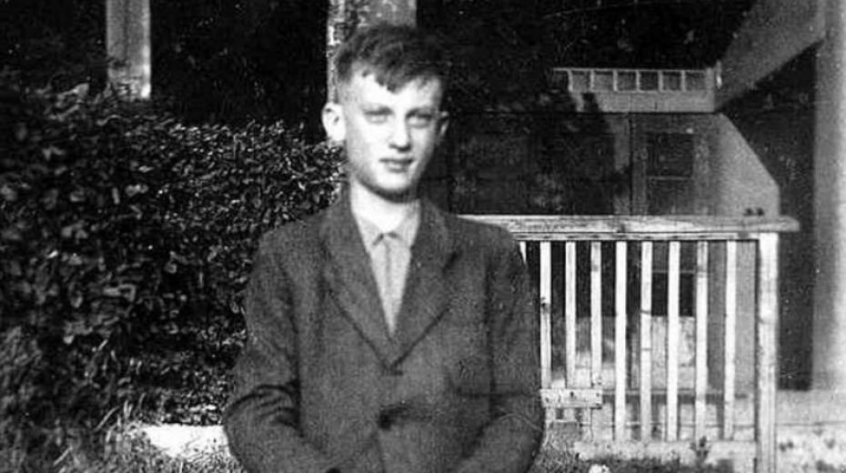 Hugo Fritsch v roce 1947.