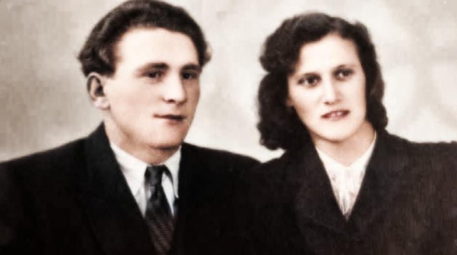 Ondřej a Marie Anna se poprvé setkali na jaře 1947. Foto: Paměť národa