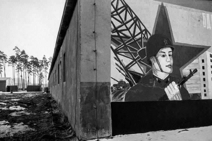 Výzdoba v Milovicích. Foto: Dana Kyndrová
