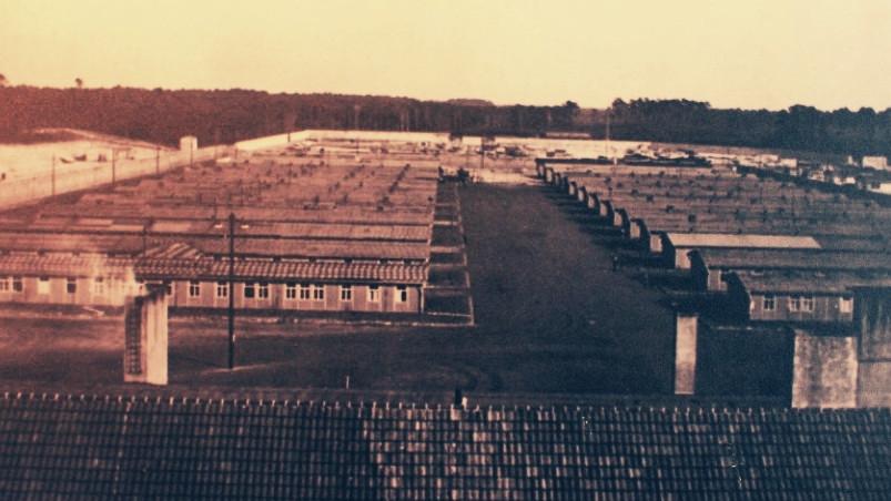 Bloky koncentračního tábora Ravensbrück. Foto: Wikimedia Commons CC BY 3.0