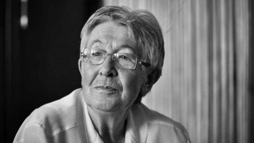 Alena Voštová v roce 2016. Foto: Lukáš Žentel