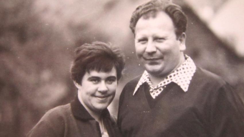 Manželé Marie a Rostislav Andělovi.