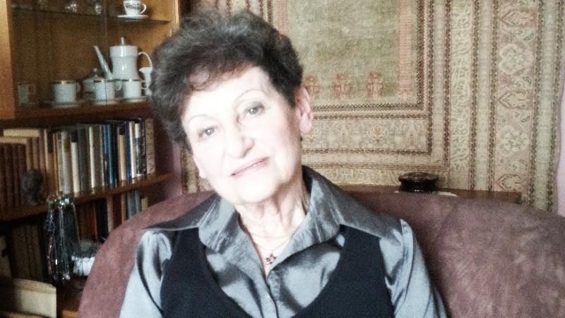 Současné foto paní Doleželové.