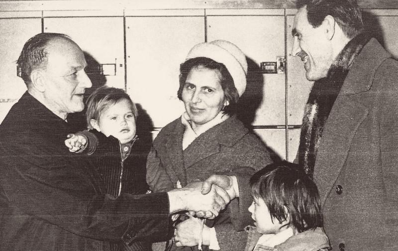 Martin Hrabík našel s rodinou nový domov v americkém Clevelandu, kde pomáhal další vlně českých emigrantů v roce 1968.