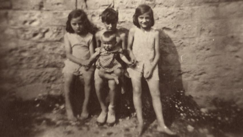 Huschovy děti, Richard byl nejstarší. Foto: Paměť národa