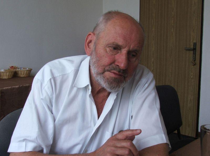 Karel Kukal na snímku z roku 2006. Zdroj: Paměť národa