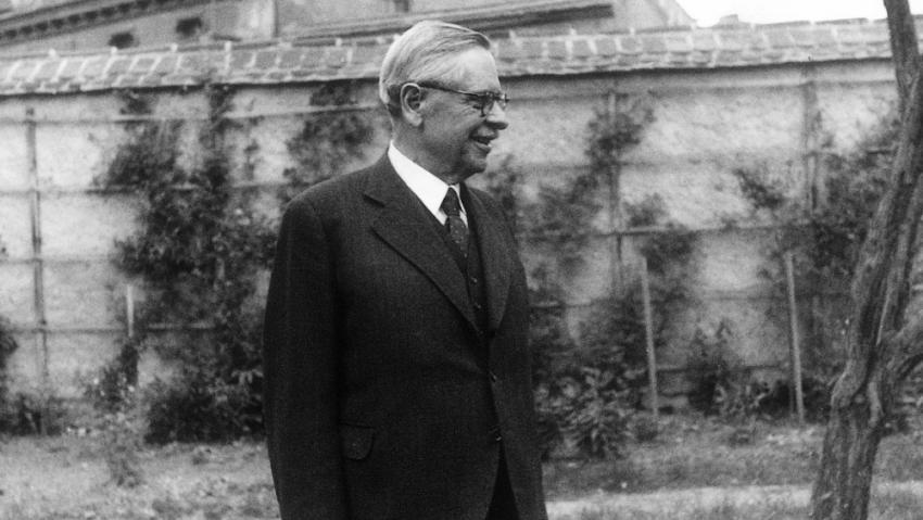 Jan Malypetr po válce.
