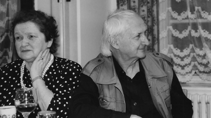 Olga a Boris Masníkovi.