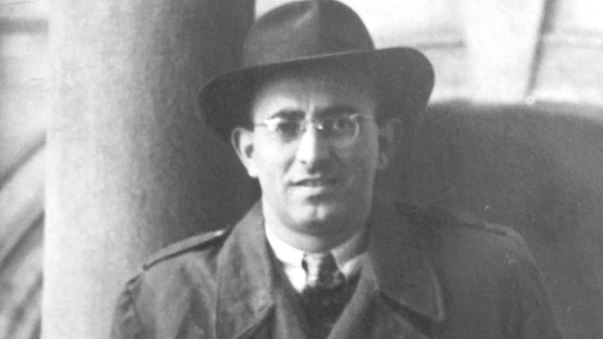 Bernard Papánek po válce.