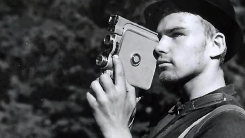Roman Fürst s kamerou. Zdroj: Rostislav Šíma