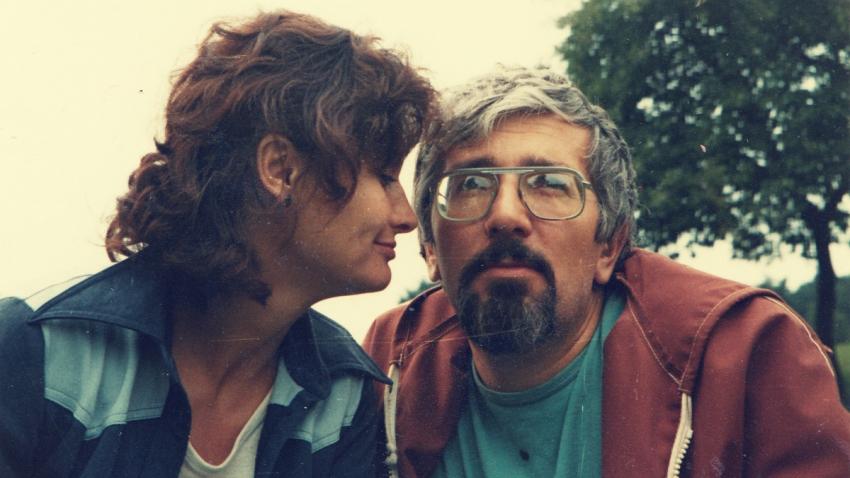 Luděk Svoboda se svou ženou Dagmar. Foto: Paměť národa