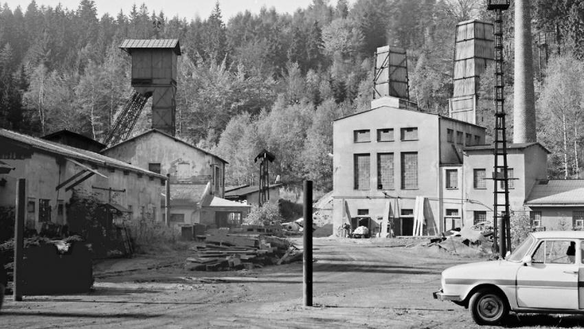 Temný důl. Foto: Paměť národa