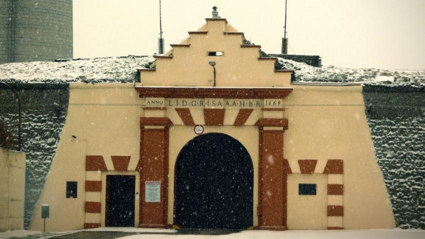 Věznice Leopoldov je nejstarší věznice na Slovensku v prostorách bývalé pevnosti. Foto: Wikimedia Commons