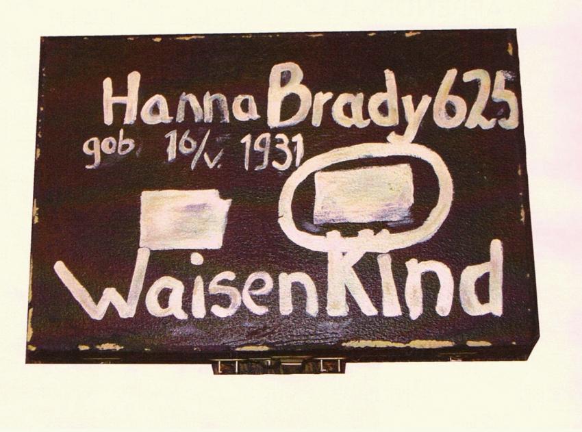 Hana zemřela v plynové komoře 13. října 1944 krátce po svém příjezdu do Osvětimi.